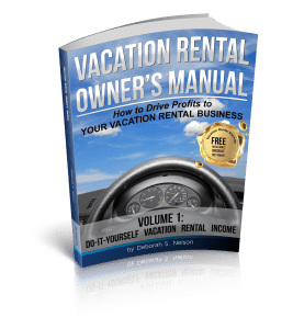 VROM: Vacation Rental Owner's Manual: Do-it-Yourself Vacation Rental Management Image
