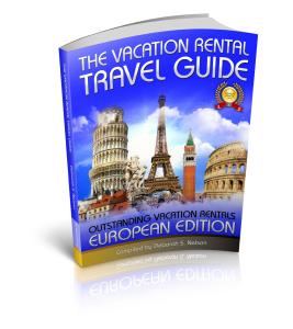 The Vacation Rental Travel Guide: European Edition Image