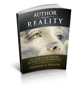Author Your Reality Workbooks: Author Your Dreams Action Plan Image