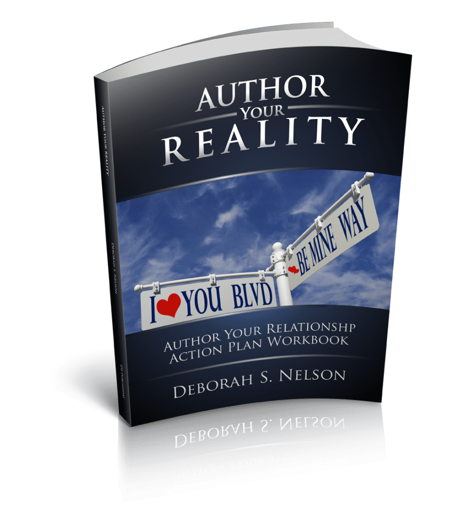 Author Your Reality Workbooks: Author Your Relationship Image