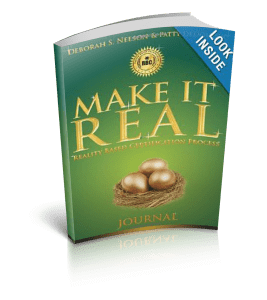 Make it Real: Coaching & Certification Journal Image