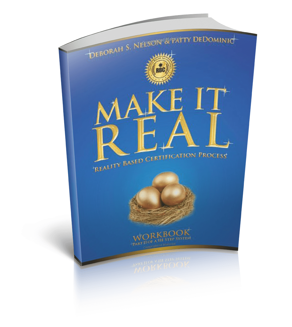 Make it Real: Coaching & Certification Workbook Image