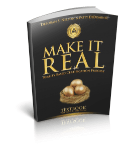Make it Real: Coaching & Certification Curriculum Text Image