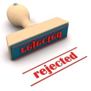 Rejection by Censorship in Self Publishing