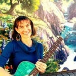 Emily Yurcheshen, Author, An Odyssey of Song; Musician and Song Writer