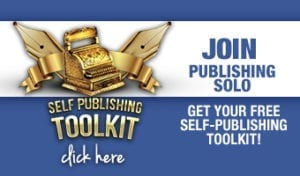 self-publishing toolkit only at Publishing SOLO