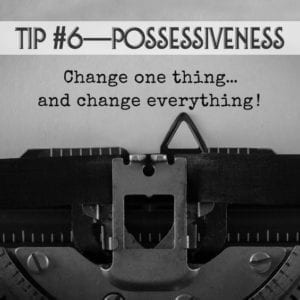 improving your writing by use of possessiveness