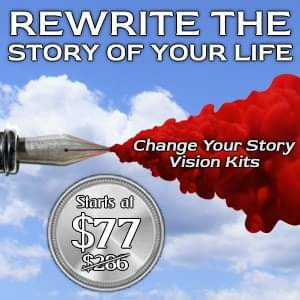 Deborah S Nelson Change Your Story Vision Kits